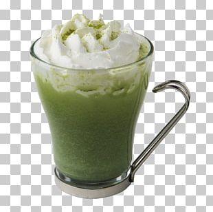 Matcha Kakigōri Green Tea Ice Cream PNG