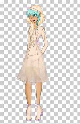 Costume Human Hair Color Illustration Outerwear Dress PNG
