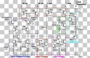 Operational Amplifier Electronic Circuit Wiring Diagram Circuit Diagram PNG