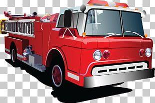 Fire Engine Firefighter My Fire Truck PNG