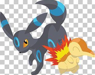 Pokémon X And Y Cyndaquil Charmander Umbreon PNG