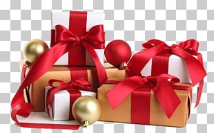Christmas Gift Christmas And Holiday Season PNG