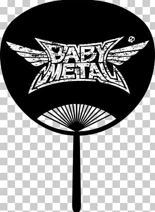 BABYMETAL Distortion Japanese Idol Heavy Metal Logo PNG