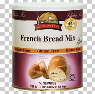 Baguette Gluten-free Diet Food Baking PNG