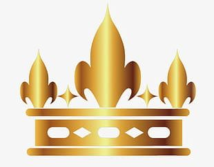 Crown Icon Material PNG