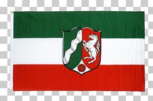 Flag Of North Rhine-Westphalia Flag Of North Rhine-Westphalia Fahne States Of Germany PNG