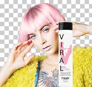 Hair Coloring Light Pastel Human Hair Color PNG