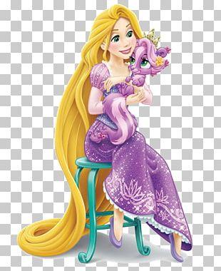 Rapunzel Flynn Rider Ariel Princess Aurora Disney Princess Palace Pets PNG