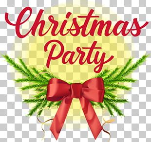 Wedding Invitation Christmas Card Party PNG