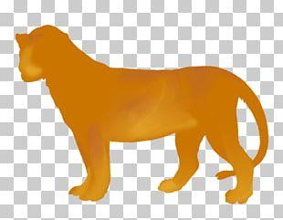 Lion Dog Breed Big Cat PNG