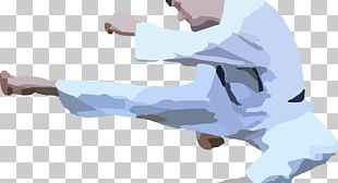 Karate Japanese Martial Arts Aikido Kick PNG