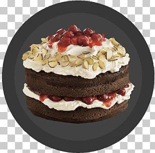Black Forest Gateau Birthday Cake Chocolate Cake Cupcake Cheesecake PNG