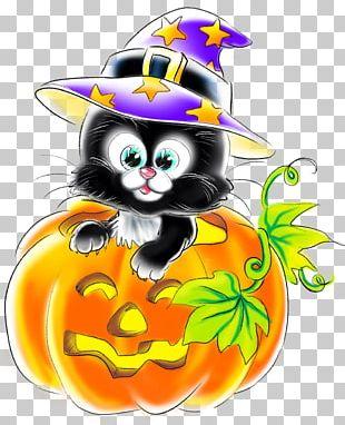 Cartoon Halloween Festival PNG