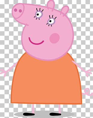 Mummy Pig Daddy Pig George Pig PNG
