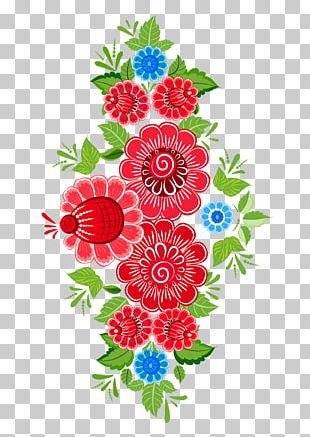 Flower Ornament Art Floral Design Pattern PNG