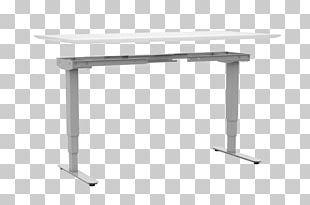 Table Standing Desk Sit-stand Desk Computer Desk PNG