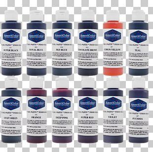 Frosting & Icing Food Coloring Paste AmeriColor Corp. PNG