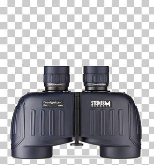 Binoculars Navigation STEINER-OPTIK GmbH Steiner Navigator Pro 7x50 Porro Prism PNG
