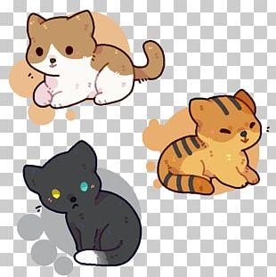 Kitten Whiskers Cat Art Neko Atsume PNG