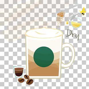 Coffee Caffè Mocha Cappuccino Latte Cafe PNG