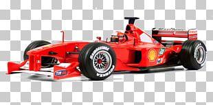 Formula One Car Scuderia Ferrari Auto Racing PNG
