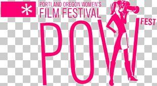 Logo 2018 Portland Oregon Women's Film Festival Film Director PNG