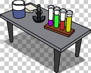 Table Club Penguin Laboratory Wiki PNG