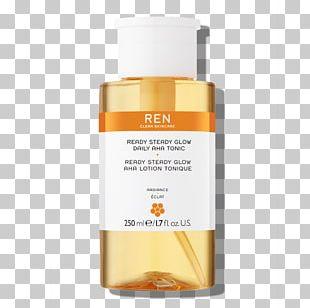 Alpha Hydroxy Acid Exfoliation Toner Pixi Glow Tonic Cosmetics PNG