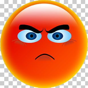 Anger Smiley Emoticon Face PNG
