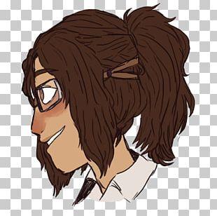Brown Hair Hair Coloring Facial Hair Black Hair PNG
