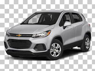 2018 Chevrolet Trax LS SUV Car Buick General Motors PNG