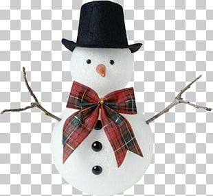 Christmas Frosty The Snowman Gift Art PNG