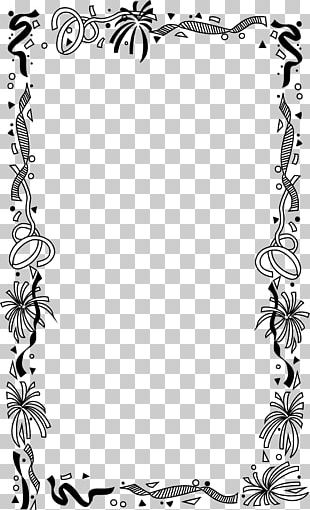 Borders And Frames Frames Drawing PNG