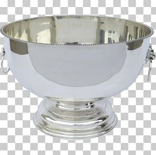 Punch Bowls Silver Plating PNG