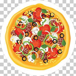 Sicilian Pizza Italian Cuisine Restaurant PNG