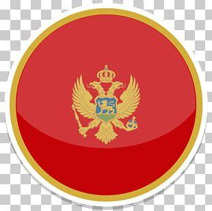 Crest Circle Badge Font PNG