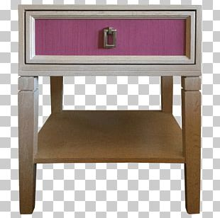 Bedside Tables Drawer Chair PNG