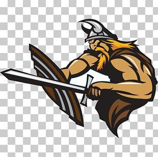 Viking Warrior PNG