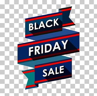Black Friday Sales Label Advertising PNG