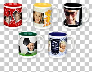 Magic Mug Cup Printing Ceramic PNG