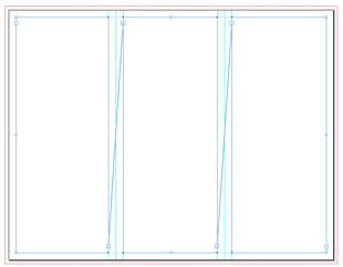 Window Text Frame Blue Pattern PNG