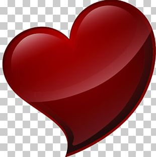 Heart Love Valentine's Day PNG