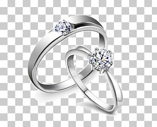 Engagement Ring Cubic Zirconia Wedding Ring Jewellery PNG