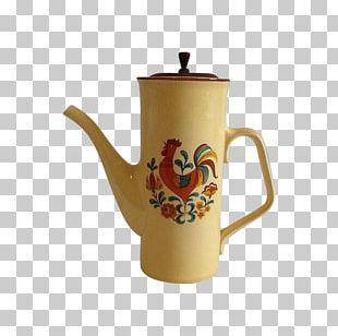 Mug Kettle Ceramic Teapot Tennessee PNG