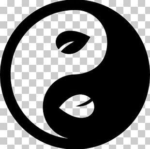 Yin And Yang Symbol Computer Icons PNG