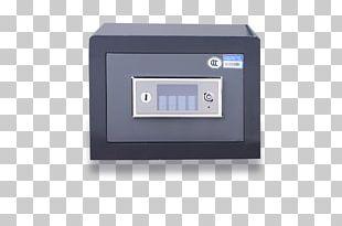 Safe Deposit Box Money Icon PNG