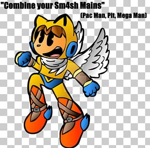 Super Smash Bros. For Nintendo 3DS And Wii U Pac-Man Mega Man X Link Robot Master PNG