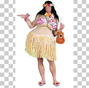 Cuisine Of Hawaii Luau Clothing Halloween Costume PNG
