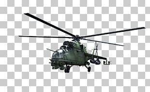 Gyrodine Attack Helicopter PNG