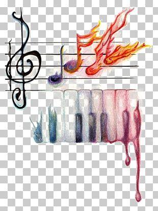 Art Music Drawing Musical Note Sheet Music PNG